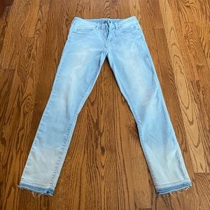 Articles of Society Light Wash Jeans size 25